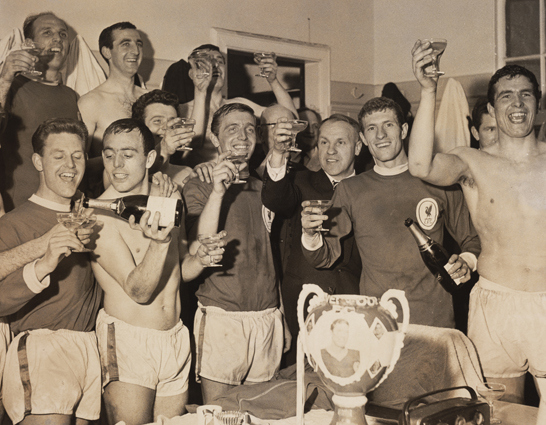 Liverpool il Liverpool ha vinto  il campionato, 1964, Ralph, National Media Museum, Bradford © Daily Herald / People