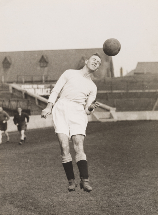 Matt Busby, calciatore del Manchester City Football Club, 1932, White © Daily Herald / National Media Museum, Bradford / SSPL